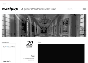 waxigup.wordpress.com