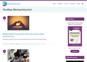 waxingunlyrical.com