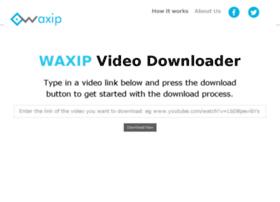 waxip.com