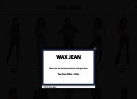 waxjean.com