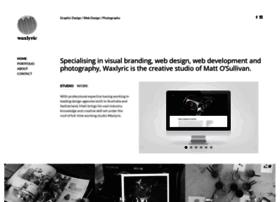 waxlyric.com