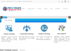 way2onlinetraining.com