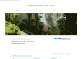 wayanadhomestays.co.in