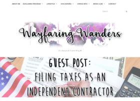 wayfaringwanders.com