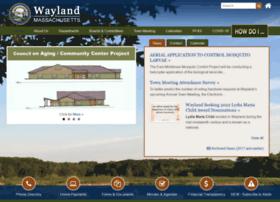 wayland.ma.us