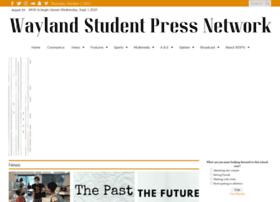 waylandstudentpress.com