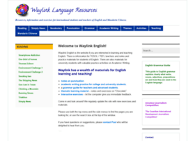 waylink-english.co.uk