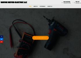 waynemeyerelectric.com