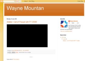 waynemountan.blogspot.com