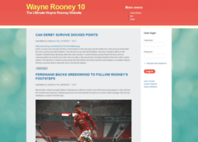 waynerooney10.net