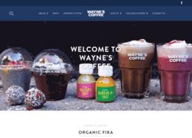 waynescoffee.com