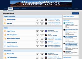 wayneswords.com
