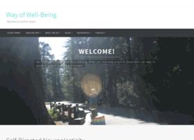wayofwell-being.com