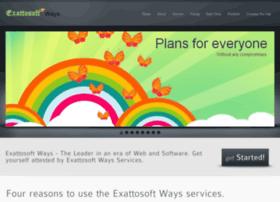 ways.exattosoft.com