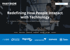 waysidetechnology.com