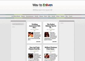 waytoenliven.com