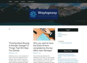 waytoproxy.com