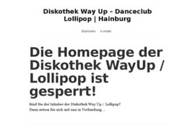 wayuplollipop.de
