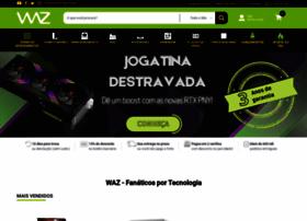waz.com.br