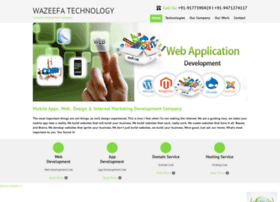 wazeefatechnology.com