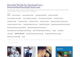 wazifaforhusband.wordpress.com