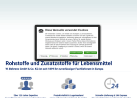 wbehrens.com