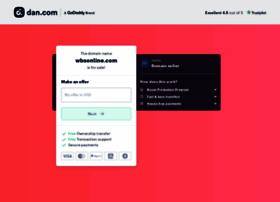 wbsonline.com