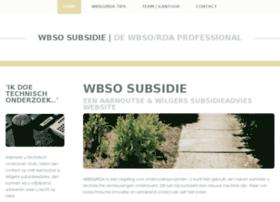 wbsosubsidie.net