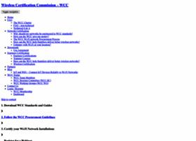 wcc-certified.com