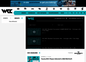 wccsports.com