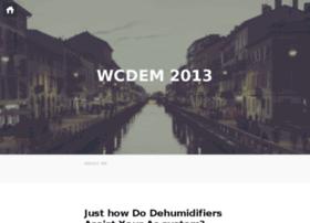 wcdem2013.org