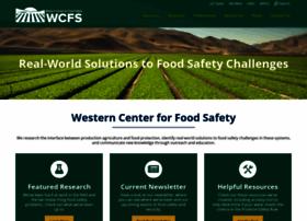 wcfs.ucdavis.edu