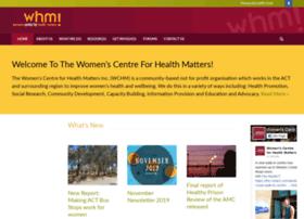 wchm.org.au