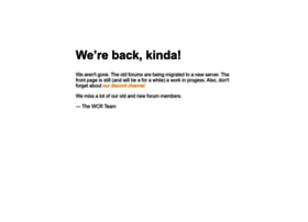 wcreplays.com