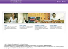 wcussbprod.wcu.edu