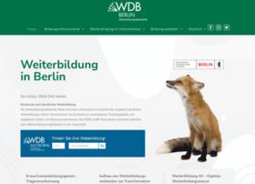wdb-berlin.de