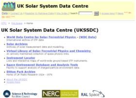 wdc.rl.ac.uk