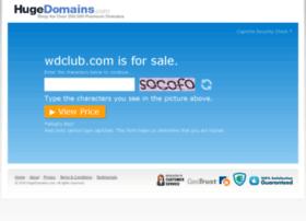 wdclub.com