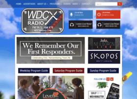wdcxradio.com