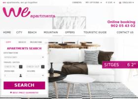we-apartments.com