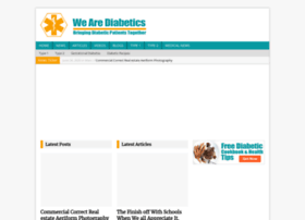 we-are-diabetics.com