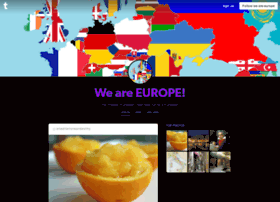 we-are-europe.tumblr.com