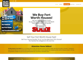 we-buy-houses-fort-worth-tx.com
