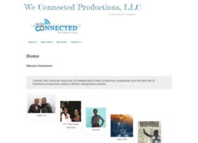 we-connected-productions.blogspot.com