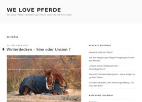 we-love-pferde.de