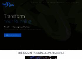 we-run.co.uk