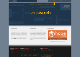 we-search.org