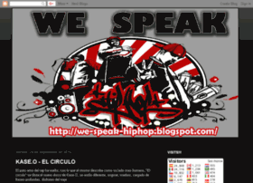 we-speak-hiphop.blogspot.com