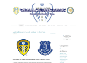 weallloveleeds.co.uk