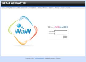 weallwebmaster.com
